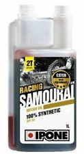 Huile Moteur IPONE  SAMOURAÏ RACING 2 Temps 100% Synthétique   ref:800089