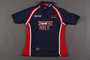Maillot rugby SCARLETS 2005 2006 KOGGA vintage away shirt  Size M