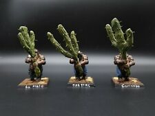 Warhammer Age of Sigmar Ogre Kingdoms Converted Mexican Ironguts x3 #1 R2S2B1