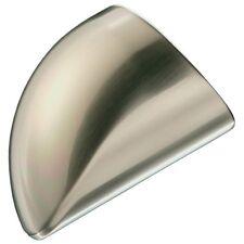Richard Burbidge Brushed Nickel Fusion Handrail  End Cap (MMWECB) fit 54mm dia