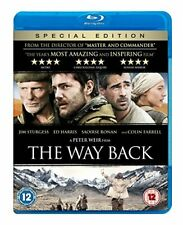 The Way Back [Bluray] [DVD]