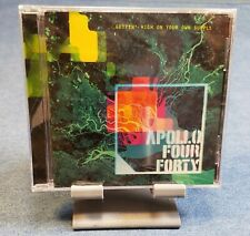 Gettin' High on Your Own Supply by Apollo 440 (CD, Jan-2000) FACTORY SEALED!!!!