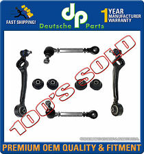 AUDI A6 S4 S6 100 QUATTRO FRONT CONTROL ARM ARMS BALL JOINT INNER BUSHINGS SET 8