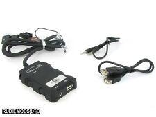 Connects2 ctavgusb009 Usb / Aux 3.5 mm Adaptador Vw Touran 2005 sobre