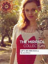 J. Ellison ::Mirasol Knitting Book #21:: Hap'i  Nuna yarns 45% OFF!