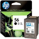 ORIGINAL & SEALED HP56 / C6656A BLACK INK CARTRIDGE - SWIFTLY POSTED