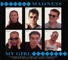 "Madness–Doppel-Maxi-CD: ""My Girl (2x) + (6 x Livetracks)"""