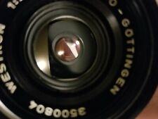 ISCO gottingen westron 35mm f2.8 Lens M42 mount Made in Germany