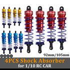1/10 Rc Buggy Aluminium Shocks For Losi Hpi Associated rc10 Kyosho Lazer