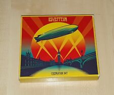 Led Zeppelin - Celebration Day - 2xCD + 2xDVD - Box Set -