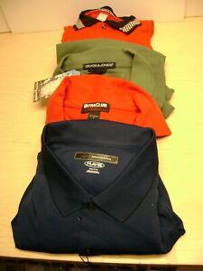 LOT WHOLESALE POLO SHIRTS SHIRTS W/ COLLAR APPAREL RESALE CLOTHING SET 24