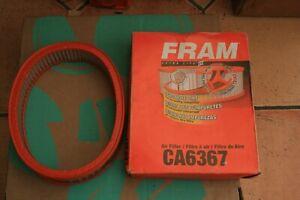 FRAM CA6367 Air Filter ford escort 1987-1990 1.9,mercury lynx,