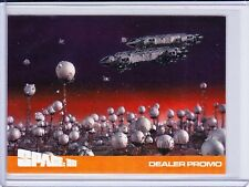 Unstoppable Cards Space 1999 Series 2 Exclusive Dealer Promo Selection
