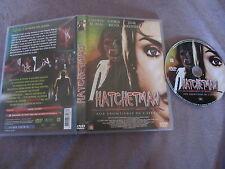 Hatchetman de Robert Tiffi avec Nina Tapanin, DVD, Horreur