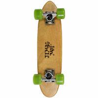 Vintage NOS 1970s MPI Old School Skateboard Complete Jimbo Phillips Light Mahoga