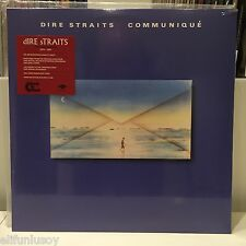 DIRE STRAITS - COMMUNIQUE 2014 REMASTERED SEALED 180 gr. LP + MP3 + Good Sound