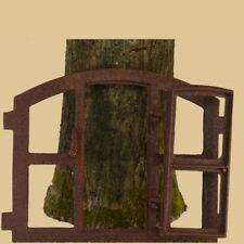 Fenster Stallfenster Scheunenfenster Eisenfenster Guss Eisen Türchen NEU Mauer