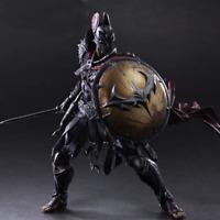 Super Hero Batman Kai Spartan Warriors Action Figure Model Children Toys Gifts