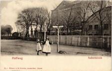 CPA HALFWEG Suikerfabriek NETHERLANDS (603688)