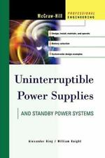Uninterruptible Power Supplies: By Alexander King