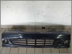 Mercedes Benz W203 C-Klasse Stoßstange Vorne 189 Smaragdschwarz 2038853025 K10