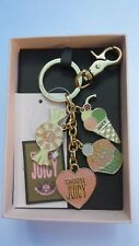 JUICY COUTURE CLASS SWEET SHOPPE KEY FOB YSRU0574