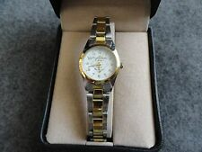 """Muckleshoot Casino"" Ladies Quartz Watch - New"