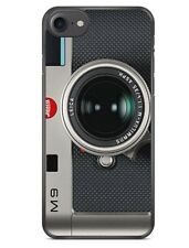 Funda Cámara iphone-8-plus 5,5 pulgadas, Carcasa Motivo Estampado Leica