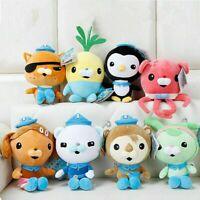 UK OCTONAUTS Plush Doll KIDS Baby Toddler Soft Bear Stuffed Animals Toy For Gift