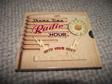 MINT- THEME TIME RADIO HOUR WITH YOUR HOST BOB DYLAN 2 CD BOX & BOOK CDCH2 1202
