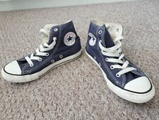 Converse ALL STAR trainers Size 1