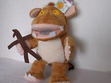 """The Gruffalo's Child Hand/Glove Puppet With Stick Man Aurora 14"""""""