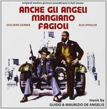 Guido e Maurizio De Angelis - Anche gli angeli mangiano fagioli - CD