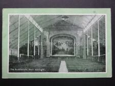 Lancashire: Merseyside, PORT SUNLIGHT The Auditorium c1910 by Lever Brothers