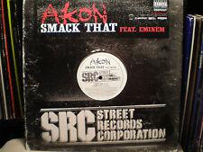 """AKON + EMINEM - SMACK THAT (12"""")  2006!!!  RARE!!!"""