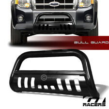 FOR 2008-2012 FORD ESCAPE/TRIBUTE BLACK BULL BAR BRUSH BUMPER GRILL GRILLE GUARD