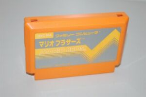 Mario Bros. Japan Nintendo famicom game