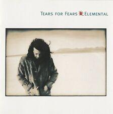 Elemental by Tears for Fears  1993 (Mercury) 10 Hits