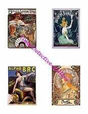 Art Deco #1 - Photo Collage for Scrapbooking / Crafts / ATCs / ACEOs