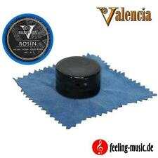 Valencia - Violin, Viola, Cello Kolofoium, dunkel  (Rosin)