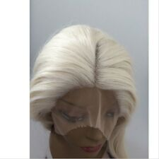 """24"""" Synthetic Hair Fashion Light Blonde Long Straight Lace Front Wig"""