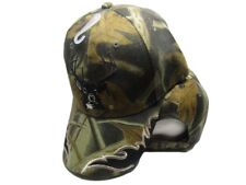 Deer Buck Head Antlers Hunter Hunting Full Camo Embroidered Cap CAP902E Hat