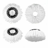4X Replacement Mop Micro Head Refill For 360° Spin Magic Mop Cleaning Practical