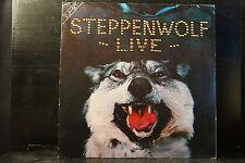 Steppenwolf - Live     2 LPs