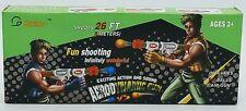 Air Popper Gun -Soft Foam Ball Gun-12 Soft Foam Balls