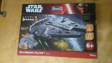 Revell 06752 Star Wars Millennium Falcon - 1:164 - Build & Play Model Kit