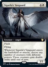 Sigarda's Vanguard EXTENDED, Midnight Hunt Commander, NM/M PREORDER
