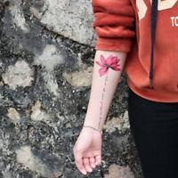 Hot Womens Waterproof Temporary Tattoos Large Arm Fake Tattoo Stickers LifelRCUS