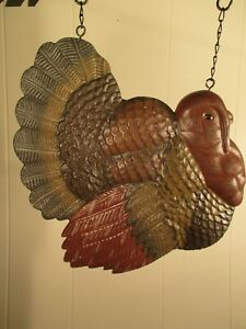 """""""TURKEY"""" Replacement Sign - Resin Sign for Country Arrow Holders"""