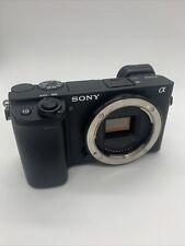 Awesome Sony Alpha A6400 24.2MP Digital Camera - Black (Body Only)